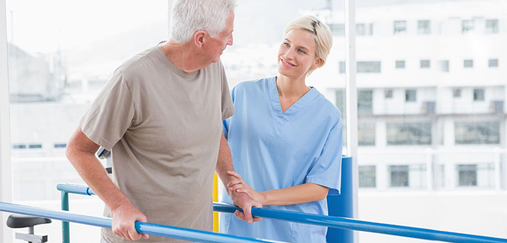 Physical therapy and rehabilitation services ATS